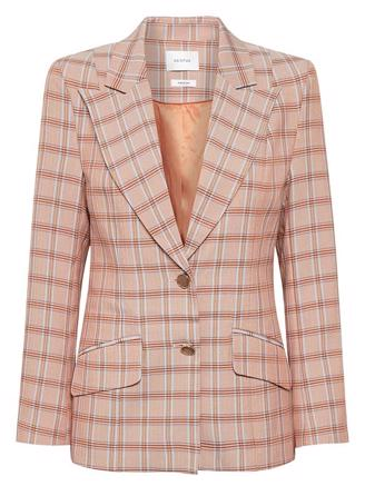 JINGZ BLAZER - LIGHT BROWN