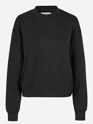 KELSEY CREW NECK 9658 - BLACK