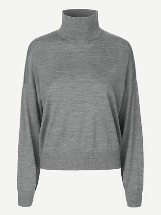 KLEO TURTLENECK 11265 - DARK GREY