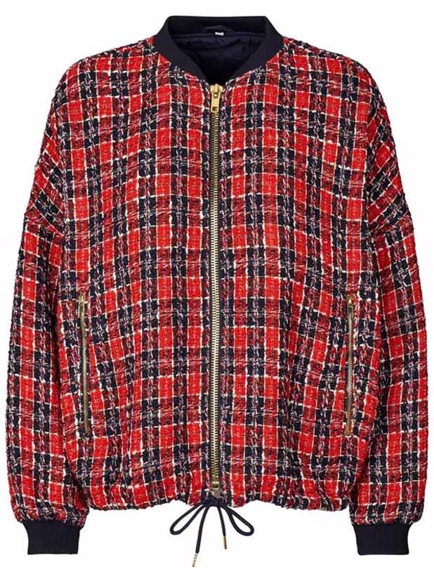 WILMA JACKET - RED