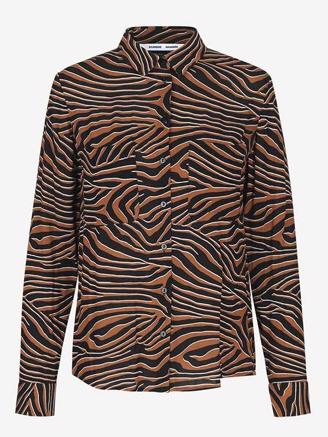 MILLY SHIRT 7201 - ARGAN MOONSCAPE