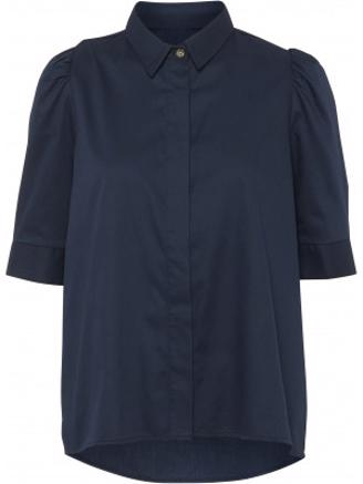 BILLIE SHIRT - NAVY