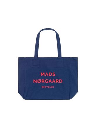 RECYCLED BOUTIQUE ATHENE - NAVY/RED