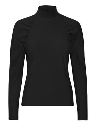 RIFAGZ TURTLENECK - BLACK