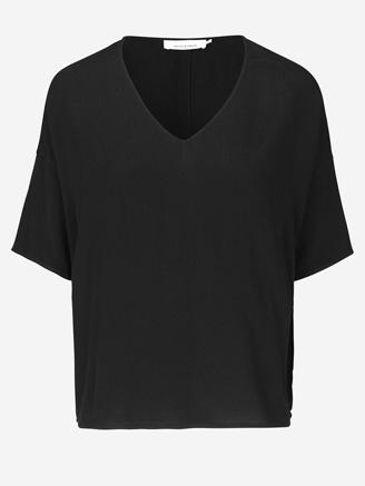 MAINS V-NECK - BLACK