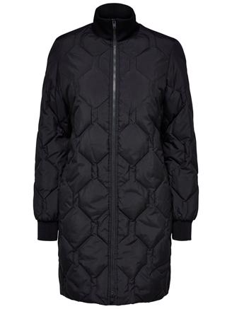 SLFOLTA DOWN JACKET - BLACK