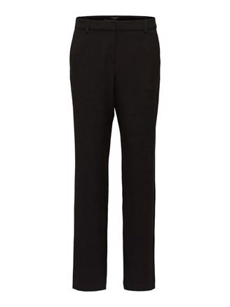 SLFTAMIKA FLARED PANT - BLACK