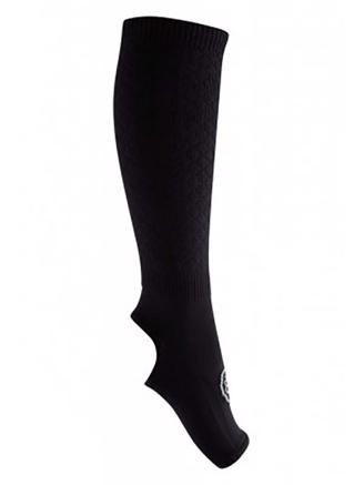 YOGA LEGWARMER - BLACK